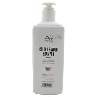 AG Hair 64-ounce Colour Savour Sulfate-Free Shampoo|https://ak1.ostkcdn.com/images/products/12776958/P19550814.jpg?impolicy=medium