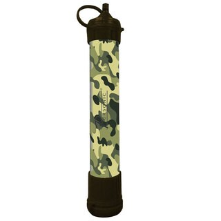 Pursonic SS1 Survivor Straw Camouflage Personal Water Filter
