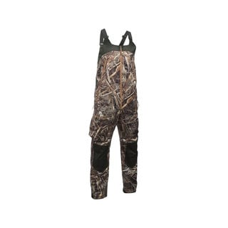 Under Armour Realtree Max 5 Metallic Bronze Polyester Storm Skysweeper Insulated Bib