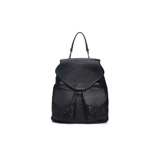 Vicenzo Leather Pixie Smile Leather Backpack