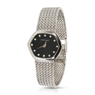 Pre-Owned Audemars Piguet Dress Ladies Watch in 18K White Gold