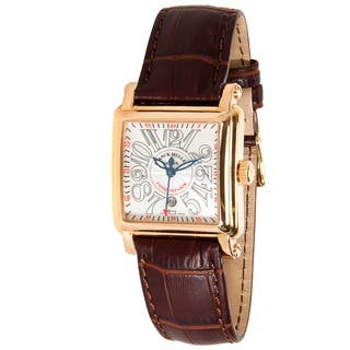 Pre-Owned Franck Muller Cortez Conquistador 10000 L Ladies Watch in 18K Rose Gold|https://ak1.ostkcdn.com/images/products/12777216/P19550945.jpg?impolicy=medium