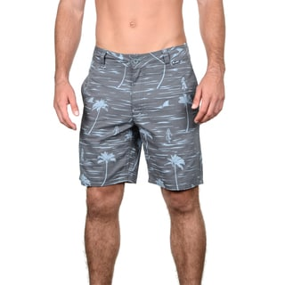 Maui & Sons Hula Street Men's Cotton Short