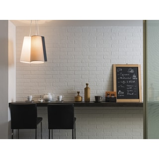 Black Label 2x10 Castle Super White Porcelain Floor and Wall Tile (Case of 32 / 6.24 sft.)