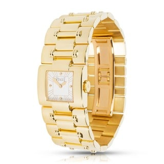 Pre-Owned Piaget Dancer 50010 K83 Ladies Watch in 18K Yellow Gold