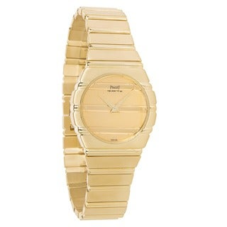 Pre-Owned Piaget Polo 761 C701 Ladies Watch in 18K Yellow Gold