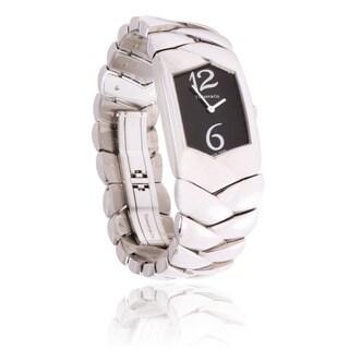 Pre-Owned & Unworn Tiffany & Co. Tesoro Z6301.10.10A Quartz Watch in Stainless Steel