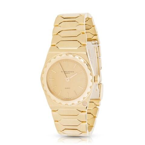 Pre-Owned Vacheron Constantin Ladies Watch in 18K Yellow Gold