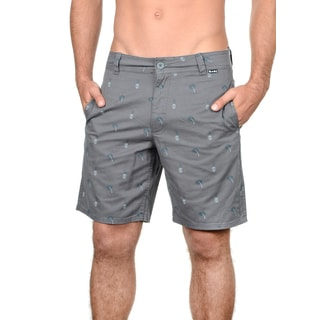 Maui & Sons Men's Pineapple Palm Shorts