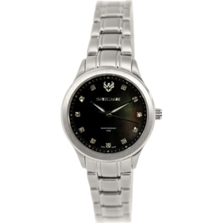 Swiss Eagle Women's SE-6047-44 Silver Stainless-Steel Swiss Quartz Watch
