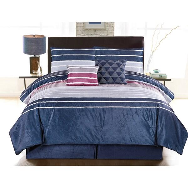 Mila 6-piece Comforter Set
