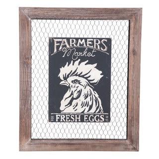 Fresh Eggs' Wall Art
