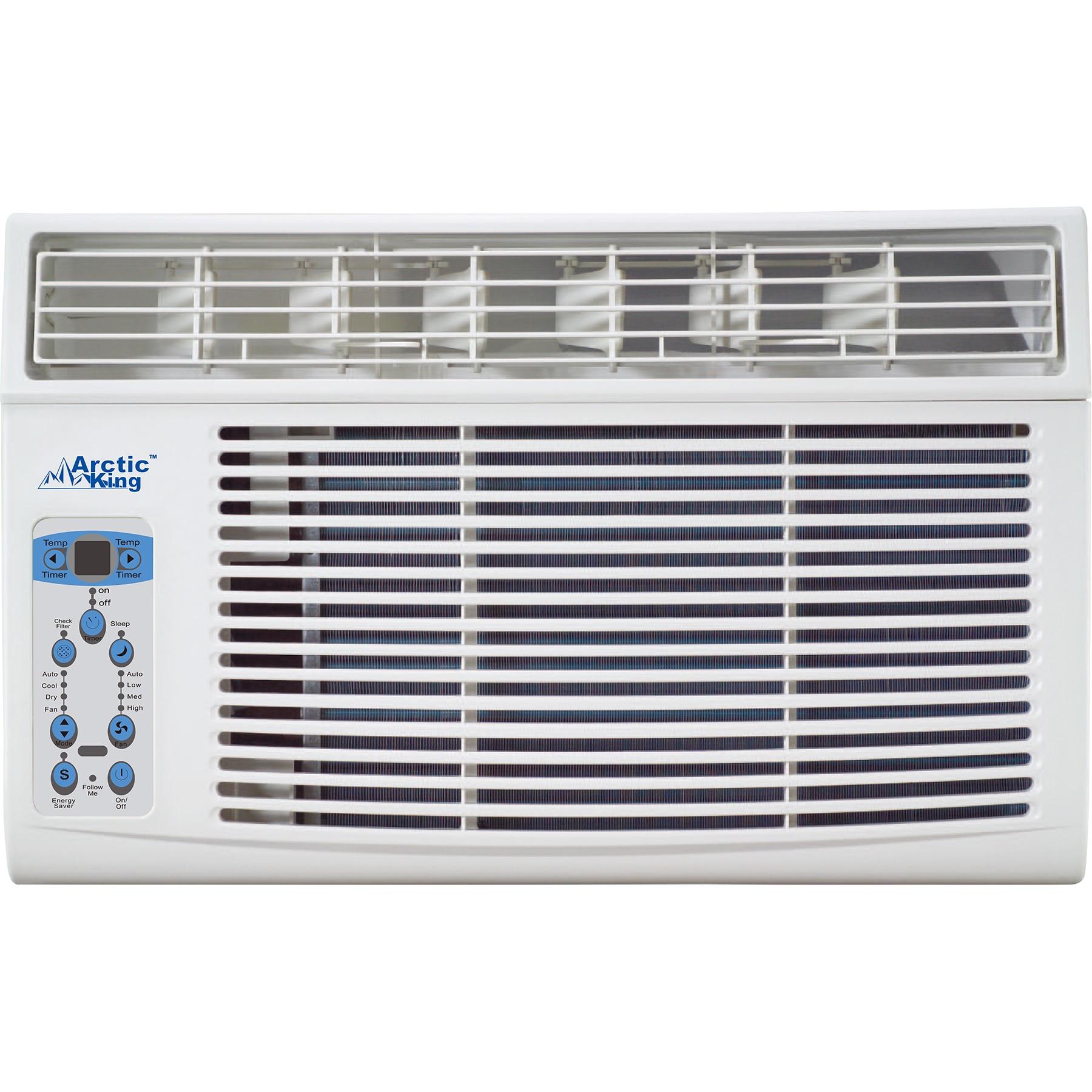 Arctic AKW08CR61 8K 115V Window Air Conditioner (8k Ac Wi...