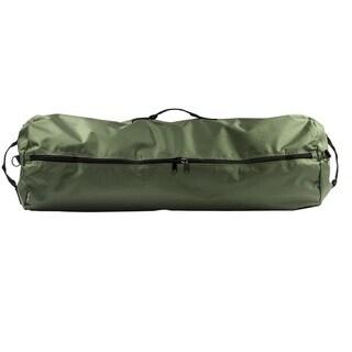 "Northstar Technologies Rip-stop Fabric GI Duffle Bag (Option: 25"" Diam 42"" L - Olive Drab)"