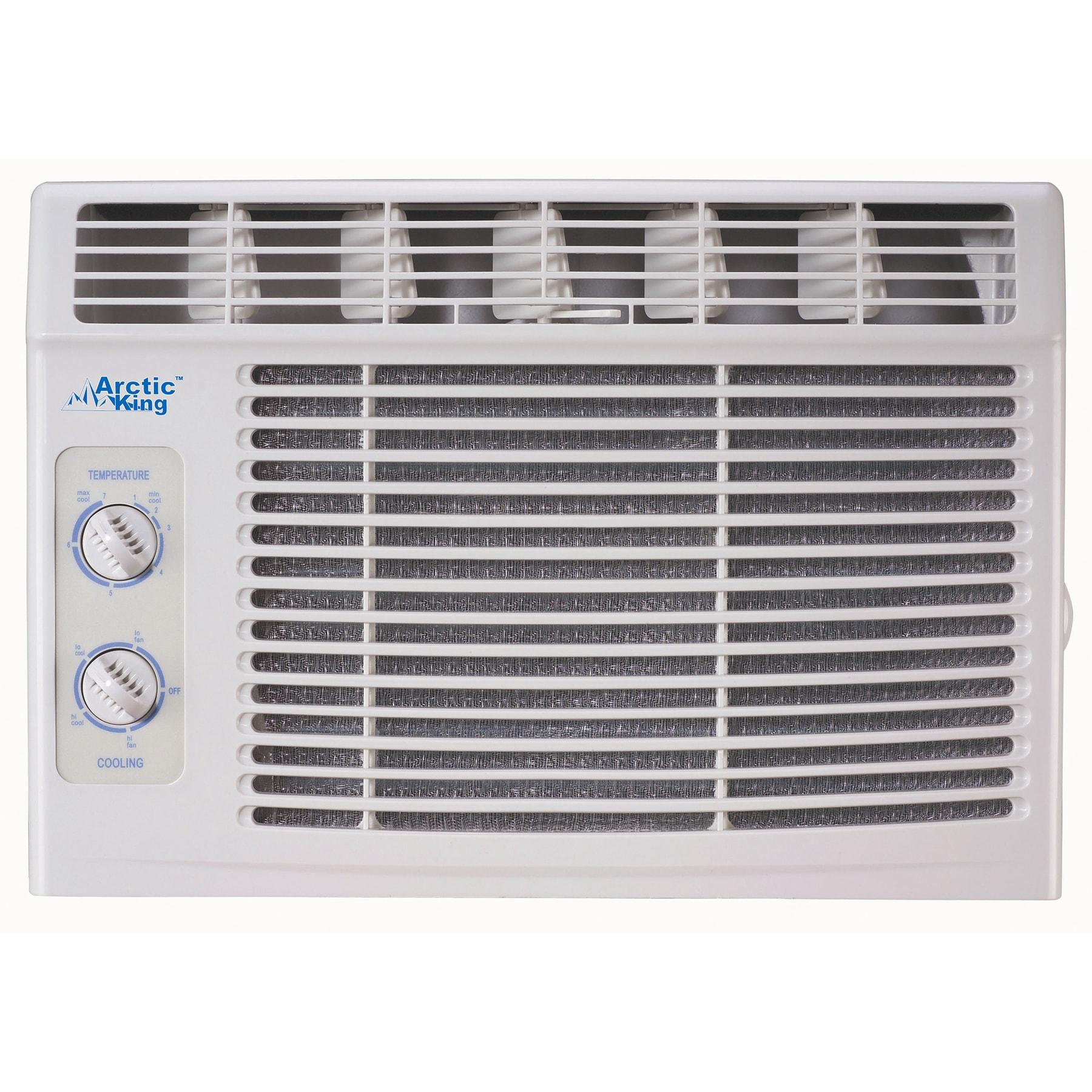 Arctic AKW05CM51 5K BTU 115V Window Air Conditioner (5k A...