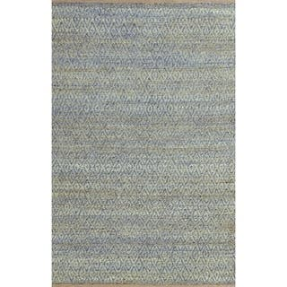 Superior Natural Fiber Hand Woven Diamond Jute Rug (8'x10')|https://ak1.ostkcdn.com/images/products/12777535/P19551074.jpg?impolicy=medium