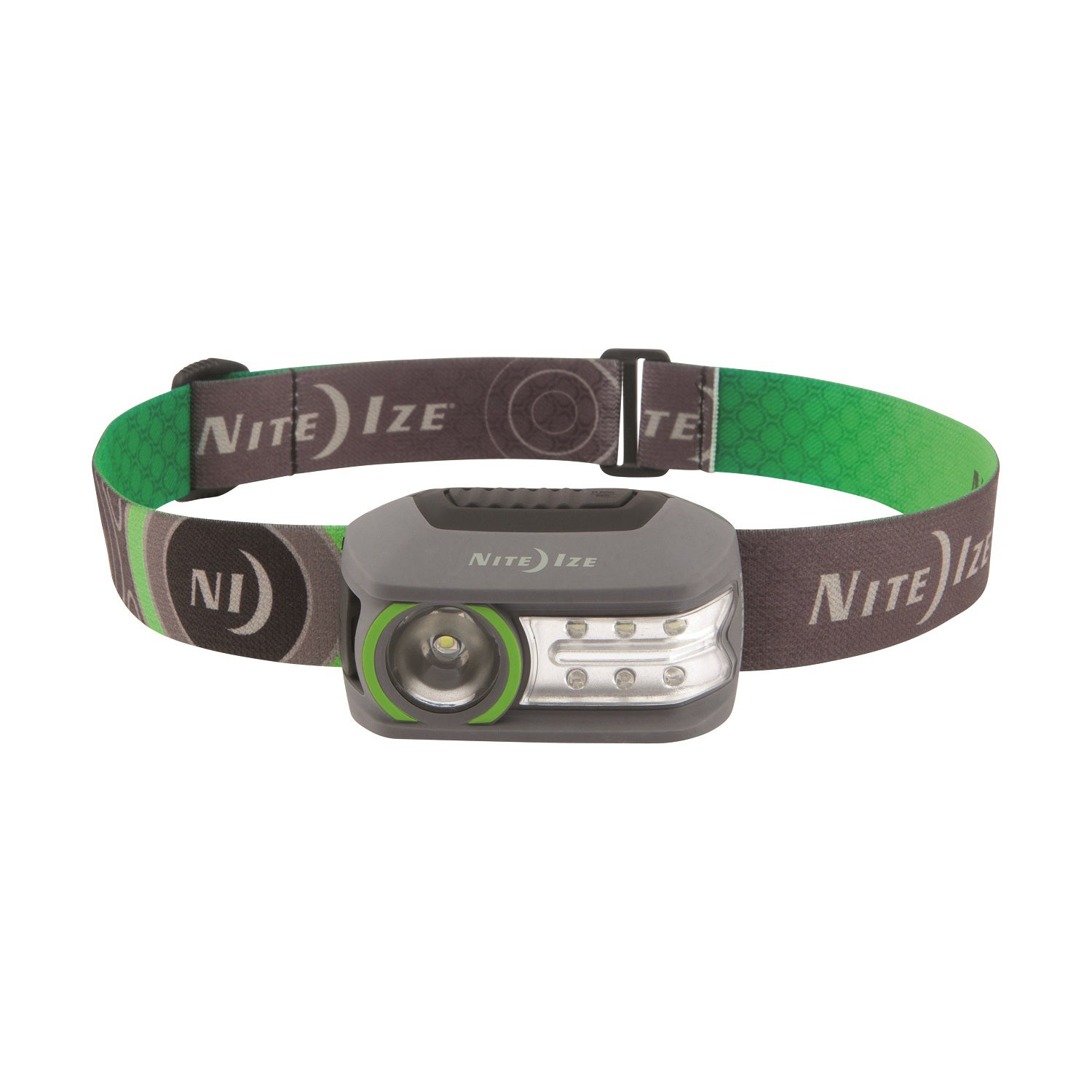 Nite Ize Radiant 250-lumen Rechargeable Headlamp (Gray/Gr...