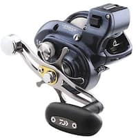 Daiwa Lexa 300 Line Counter Power Handle Baitcasting Reel