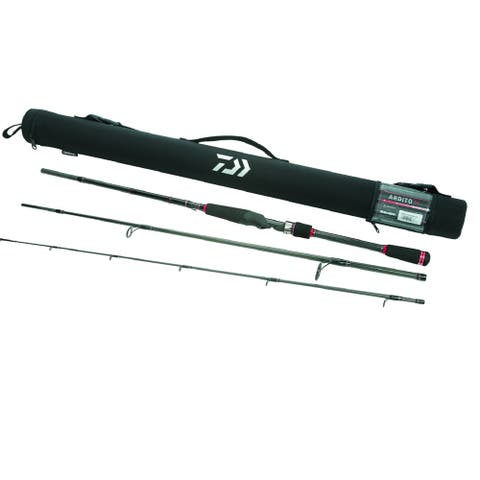 Daiwa Ardito Black 7-foot 6-inch Spinning Casting Rod