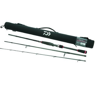Daiwa Ardito Black 7-foot 6-inch Spinning Casting Rod