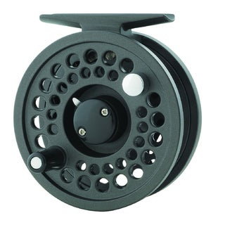 Daiwa Lochmor Black Auminum Fly Reel