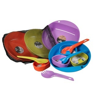 4-piece Wildo Eat and Drink Set