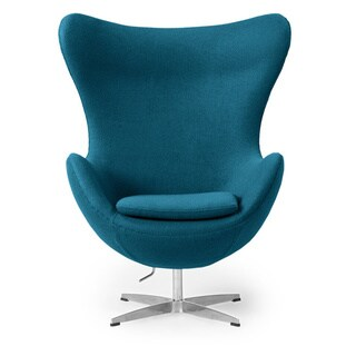 Kardiel Amoeba Chair, Premium Cashmere Wool