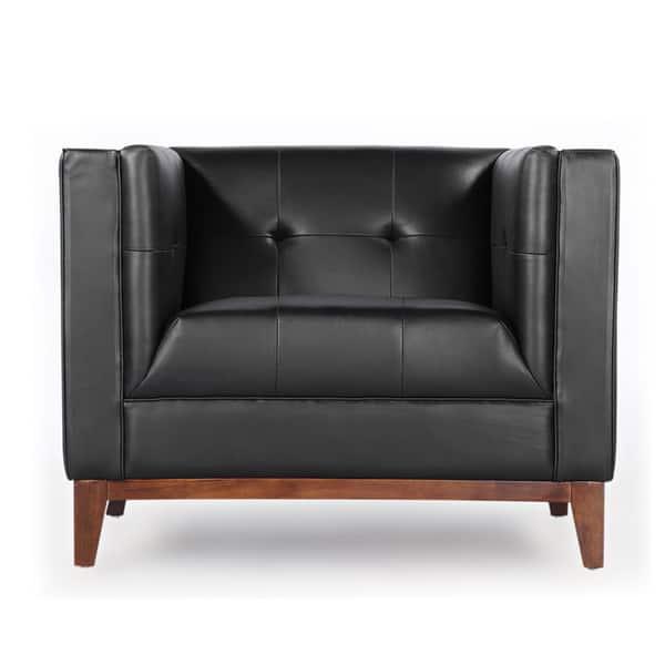 Outstanding Shop Kardiel Harrison Mid Century Modern Premium Aniline Pdpeps Interior Chair Design Pdpepsorg