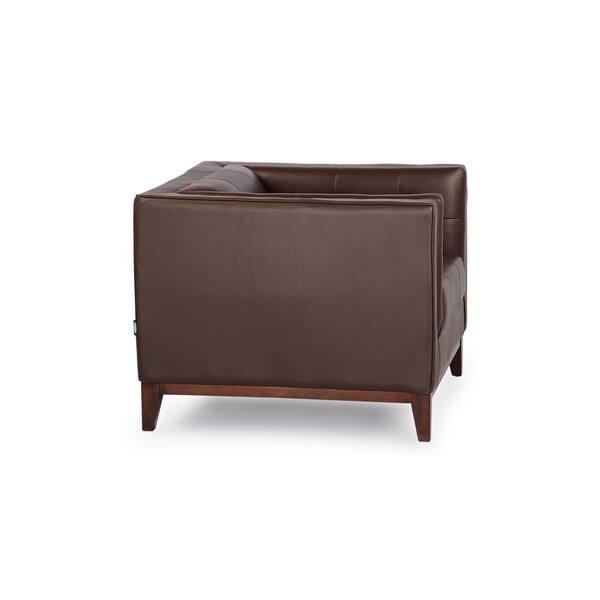 Awe Inspiring Shop Kardiel Harrison Mid Century Modern Premium Aniline Pdpeps Interior Chair Design Pdpepsorg