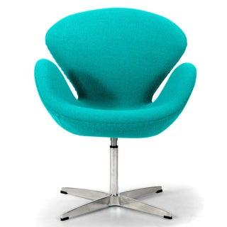 Kardiel Cashmere Wool Trumpeter Chair