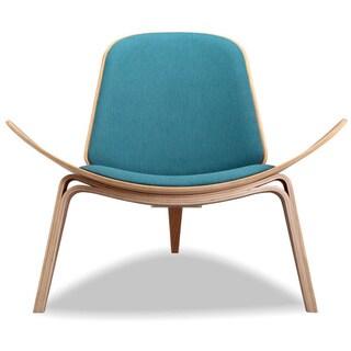 Kardiel Tripod Mid-Century Modern Premium Fabric Lounge Chair