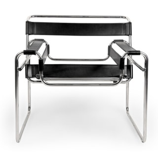 Link to Kardiel Mid-Century Modern Saddle Leather Wassily Chair Similar Items in Living Room Chairs