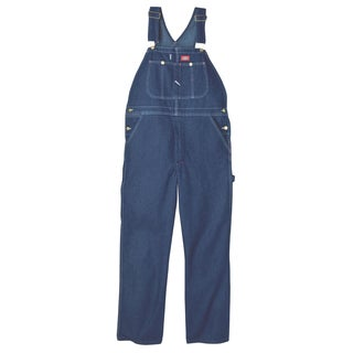 Dickies 8396SNB Denim Stone Washed Overalls