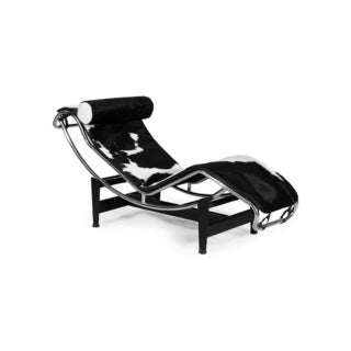 Kardiel Gravity Cowhide Chaise Lounge