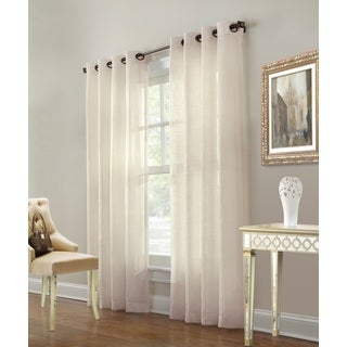 Marlow Vertical Stripe Curtain Panel