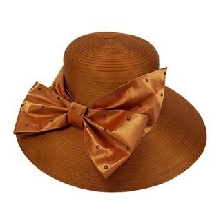 Swan Hat Year Around Satin Ribbon Hat