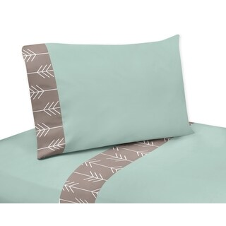 Sweet Jojo Designs Outdoor Adventure Collection 4-piece Sheet Set