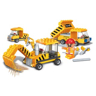 BanBao 8126 Engineer Toy Building Blocks