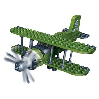 BanBao 8827 Airplane Toy Building Blocks