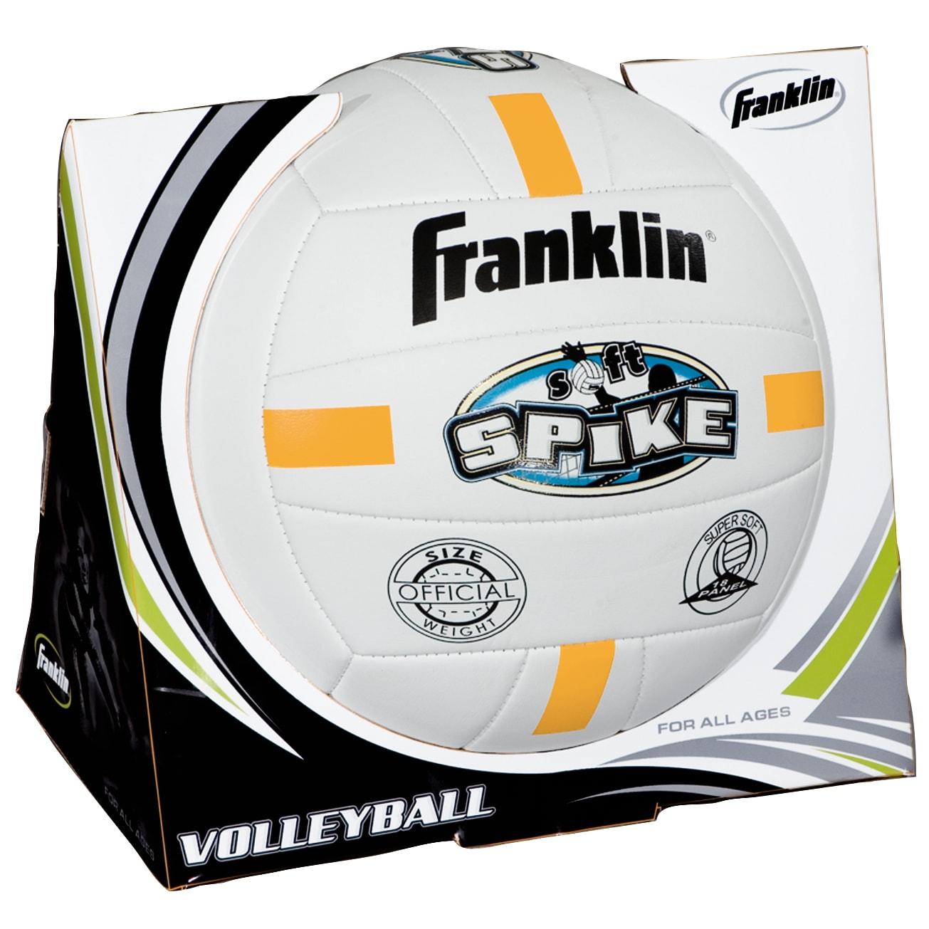 Franklin Sports Franklin 5487 Super Soft Spike Volleyball...