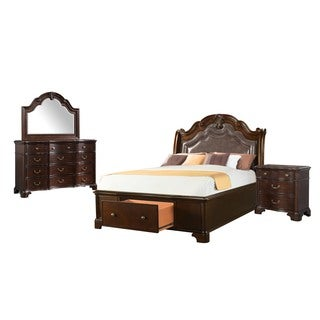 Picket House Tomlyn Storage 4PC Queen Set