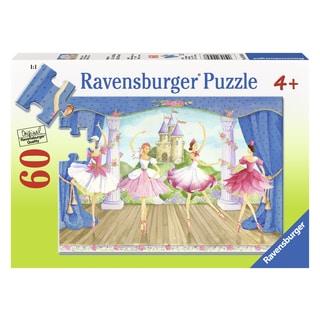 """Ravensburger 09569 10.25"""" X 14.25"""" Fairytale Puzzle 60 Piece"""