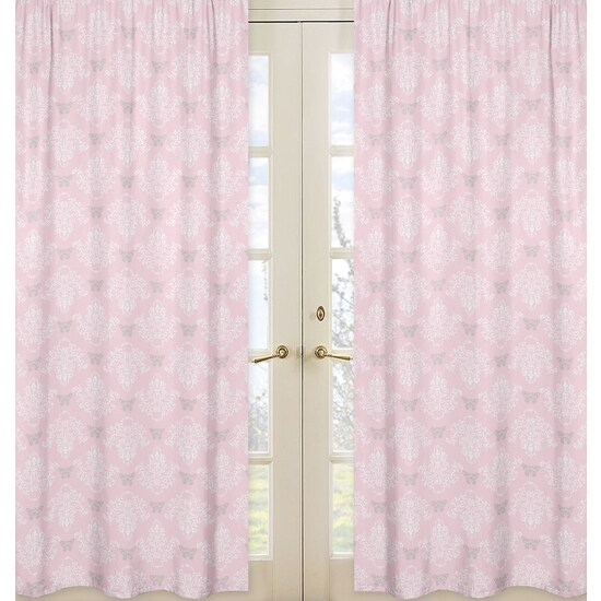 Shop Sweet Jojo Designs Alexa Collection Light Pink Grey