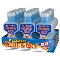 Ravensburger 17932 4 Oz Glue & Go Puzzle Glue