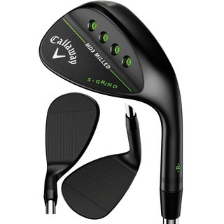 Callaway Mack Daddy 3 Matte Black Wedge