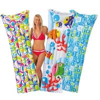 The Wet Set 59720EP Printed Fashion Mats Assorted Styles