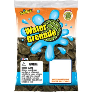 Pioneer National Latex 53059 Water Grenade Premium Water Balloon 36-count