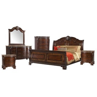 Picket House Victoria Sleigh Queen 6PC Set