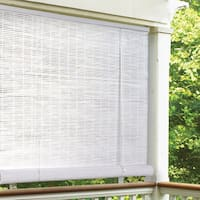 Radiance White Indoor/ Outdoor Roll-up Shade