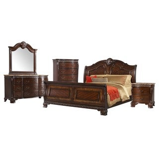 Picket House Victoria Sleigh King 5PC Set